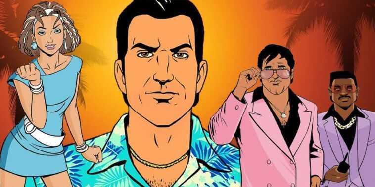 Les Remasters De Grand Theft Auto 3, Vice City Et