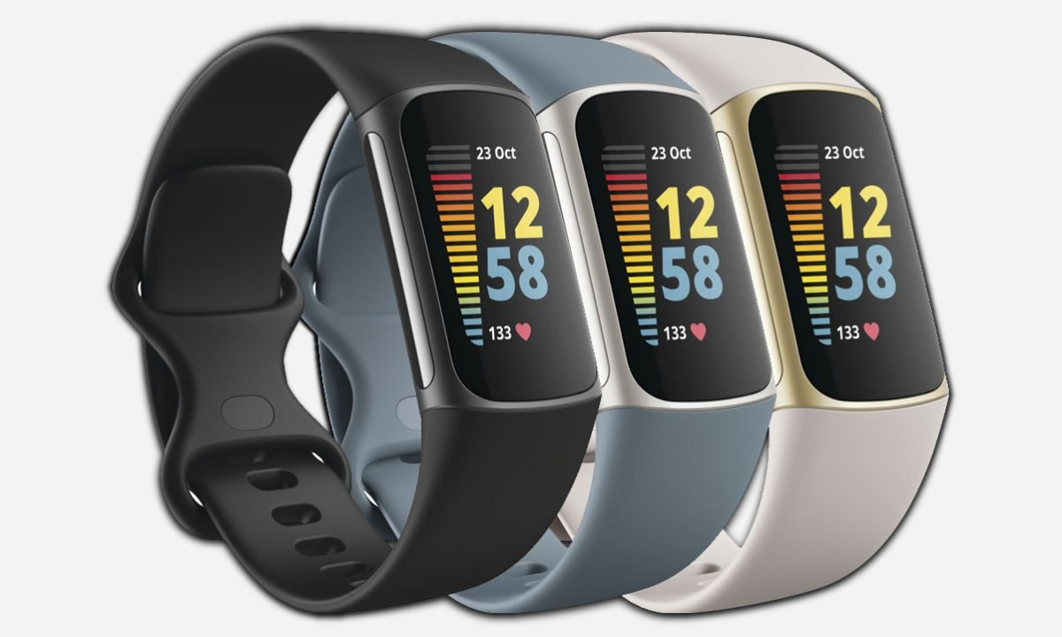 Fitbit Charge 5-couvercle