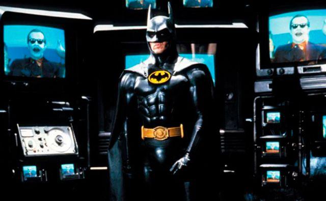 Michael Keaton dans The Flash :