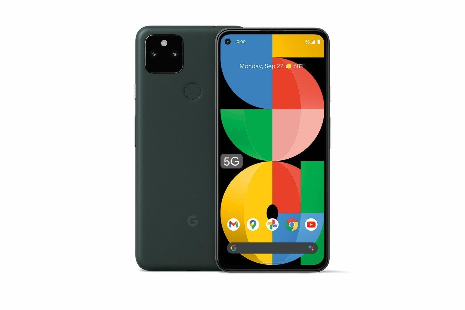 Pixel5a5G