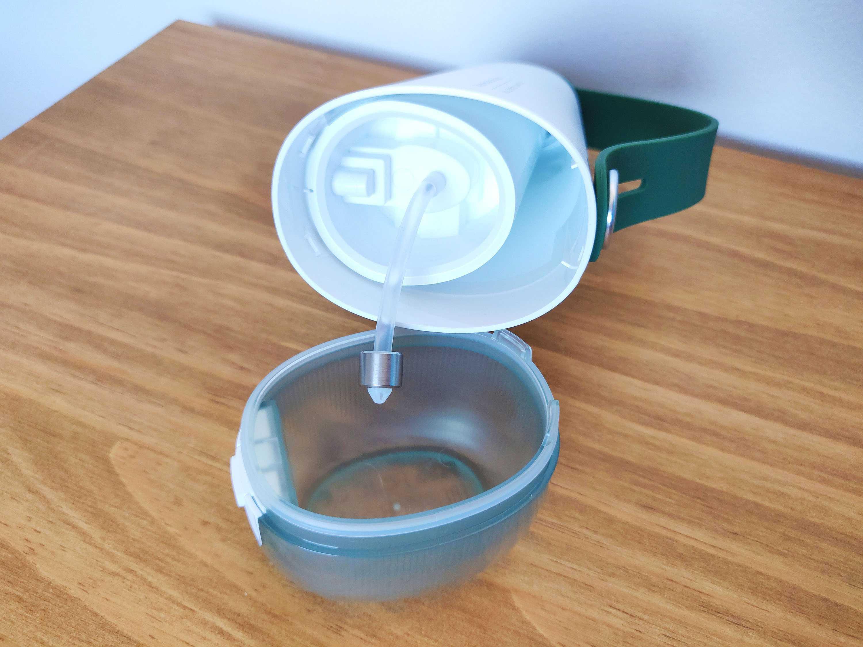 Oclean W10 Oral Irrigator Test Review Reservoir Eau Water