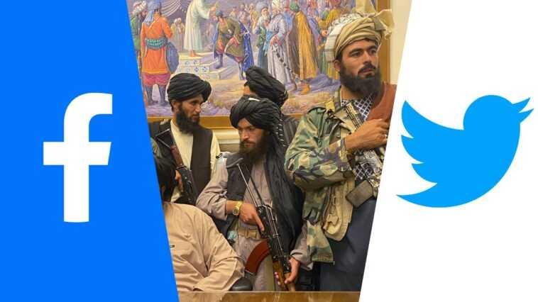 Parce Que Les Talibans Continuent D'utiliser Les Médias Sociaux Sans