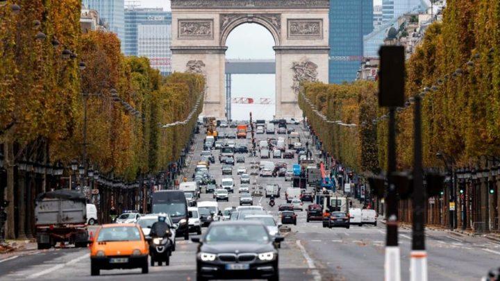 Paris aura une limite de vitesse de 30 kmh dans