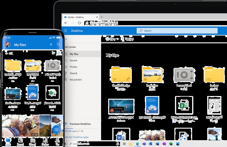 Si vous voulez vous éloigner de OneDrive, ce n'est pas un problème.  (Photo : Microsoft)