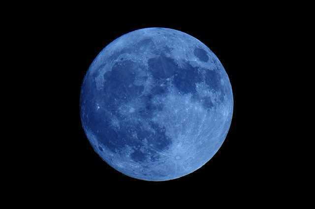 Pleine Lune Bleue Ce Soir 22 Août 2021 : à