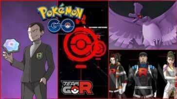 Pokémon Go : Comment Vaincre Giovanni En Août 2021 ;
