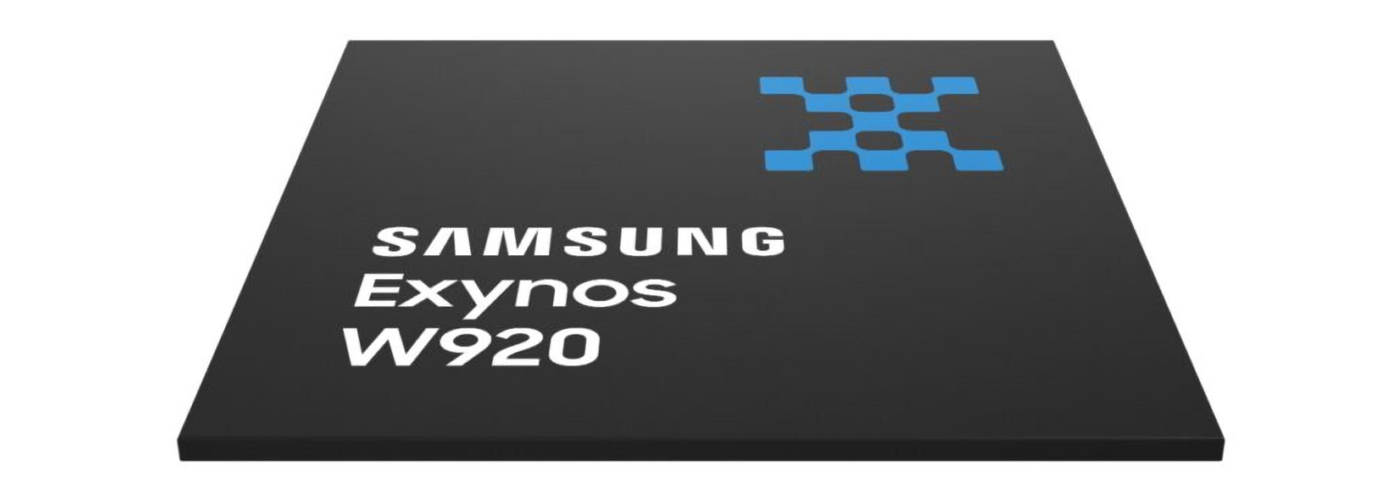 Samsung Exynos W920 est le premier processeur 5 nm au