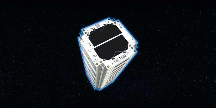 Spacex D'elon Musk Achète Une Start Up De Petits Satellites Basée