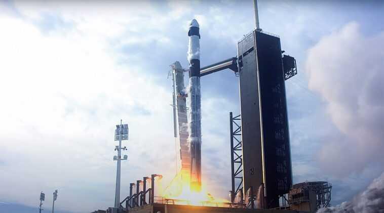 Spacex N'a plus D'oxygène Pour Les Fusées Car Il Est