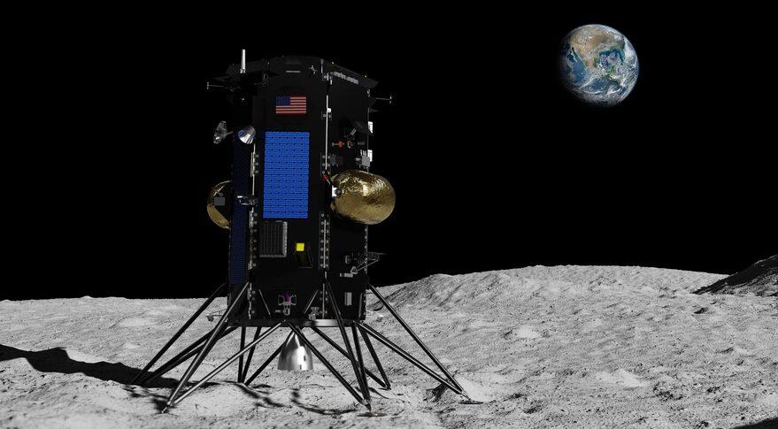 SpaceX remporte un autre contrat de lancement de module lunaire