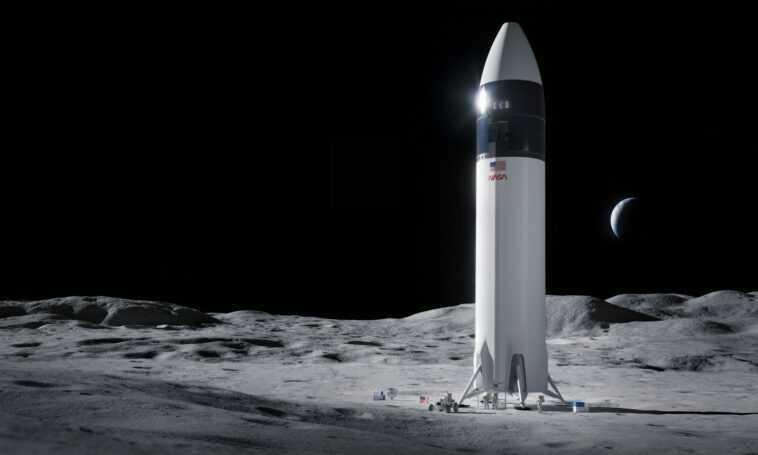 Spacex Veut Ramener Les Humains Sur La Lune Avant 2024