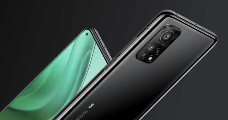 Spécifications Filtrées Du Xiaomi Mi 11t : écran 120 Hz