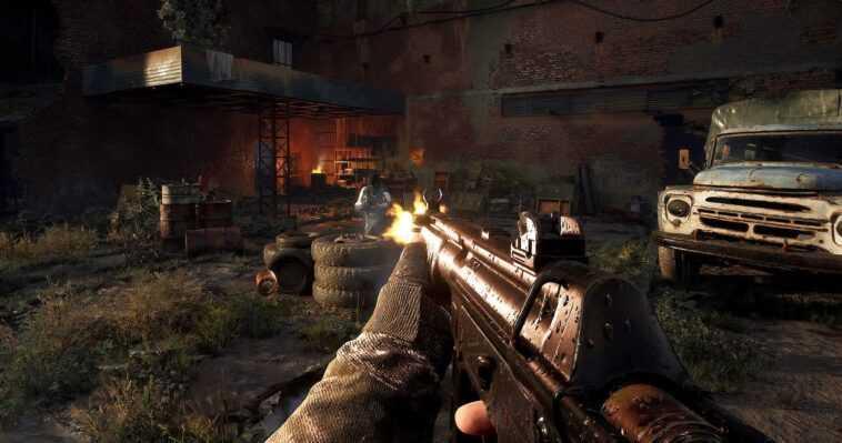 Stalker 2 Fonctionnera Sur Unreal Engine 5, Confirme Le Développeur