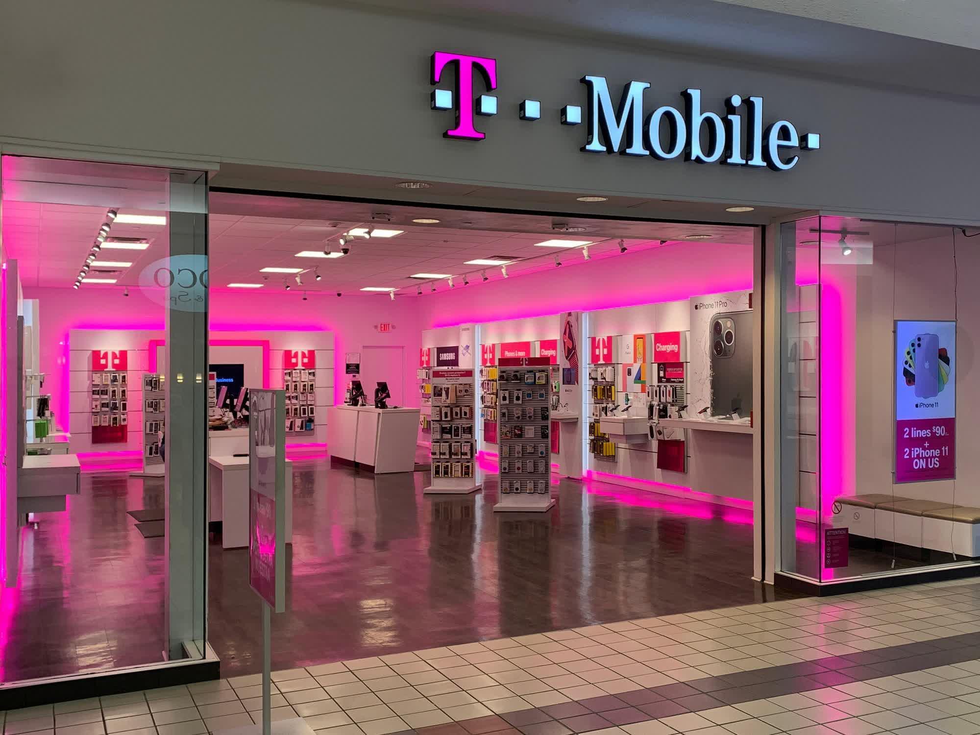 T Mobile affirme que 48 millions de clients actuels et anciens