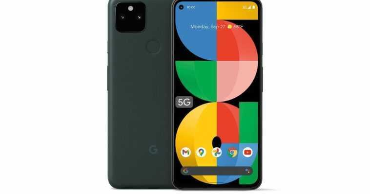 Téléchargez Les Fonds D'écran Google Pixel 5a 5g Maintenant