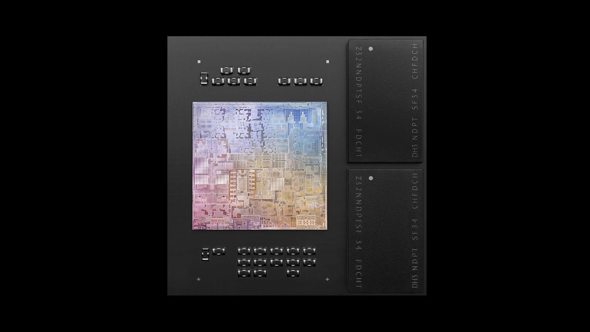Un Mac mini repense avec chipset M1X et plus de