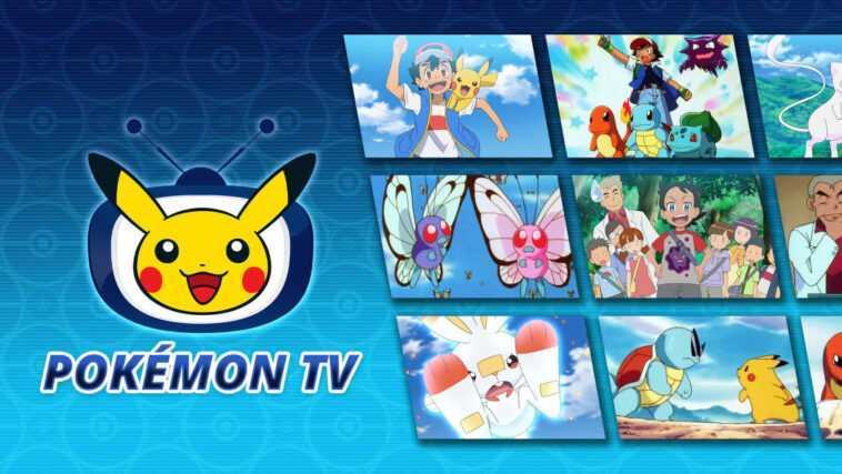 Vous Pouvez Désormais Regarder La Série Tv Pokémon Sur Votre