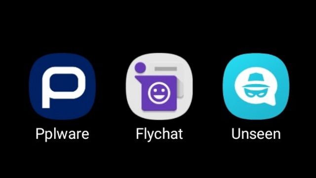 Flychat et image invisible