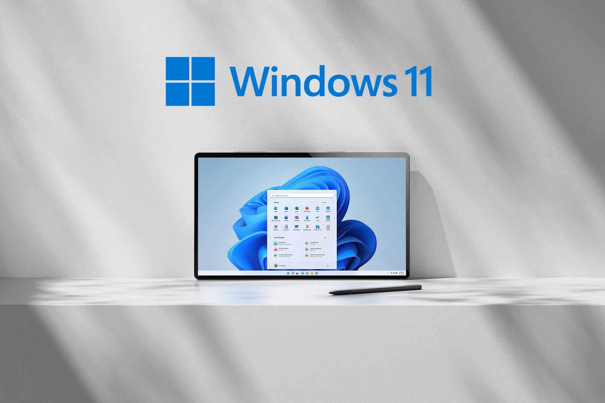 Windows 11 sur les PC non pris en charge ne
