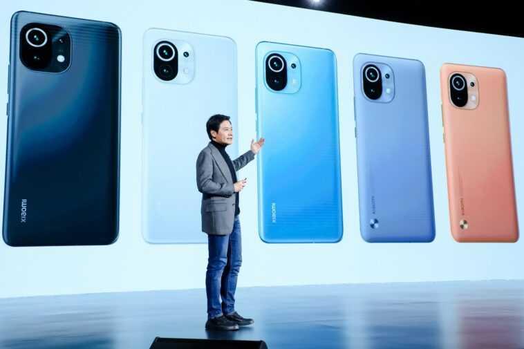 Xiaomi Est Désormais Le Plus Grand Fournisseur De Smartphones Au