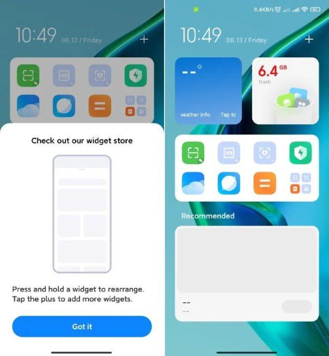 Xiaomi sinspire a nouveau dApple MIUI peut avoir des
