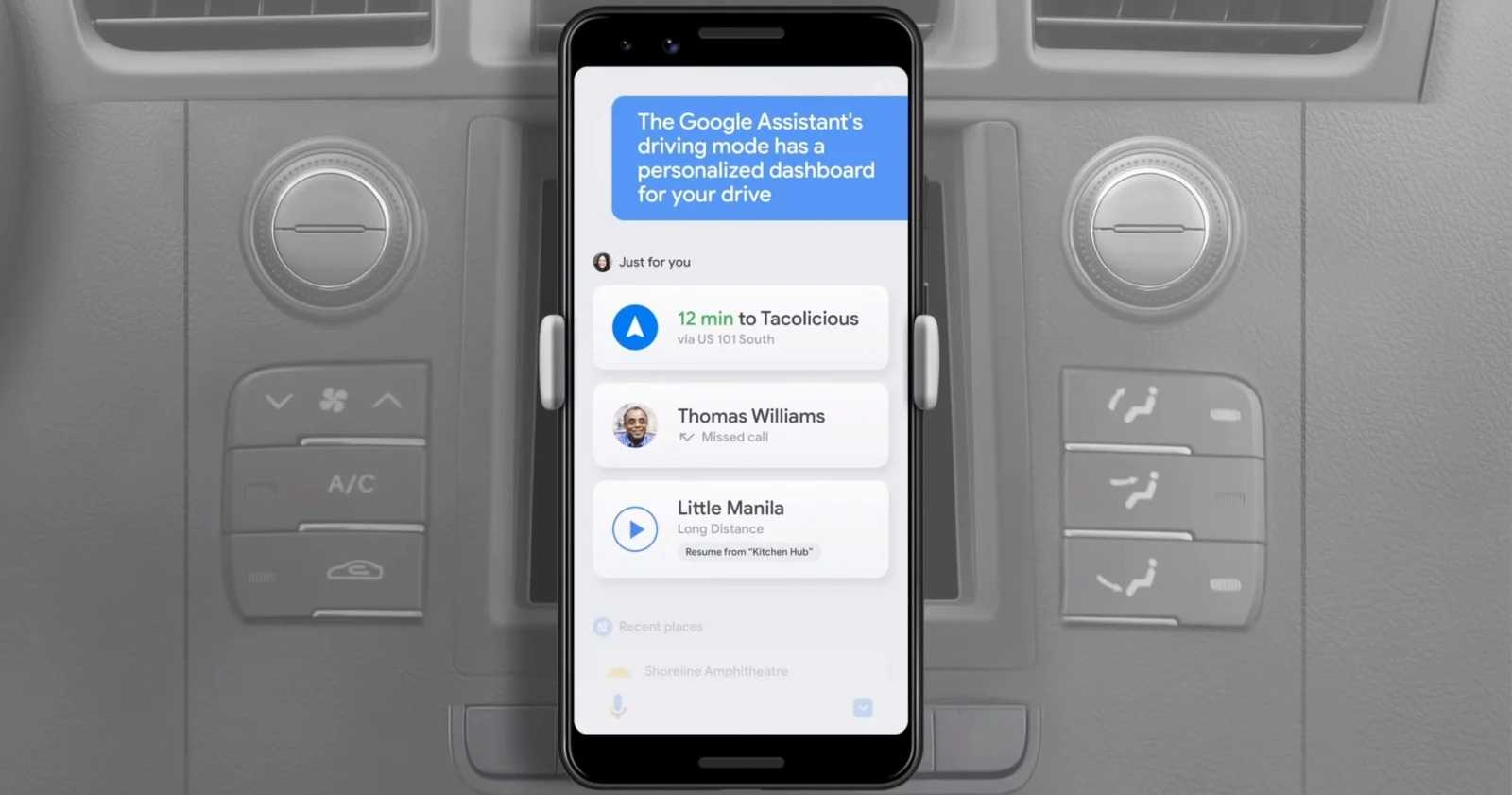 Android Auto Assistant