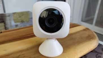 Switchbot Indoor Cam Test Review Camera Surveillance