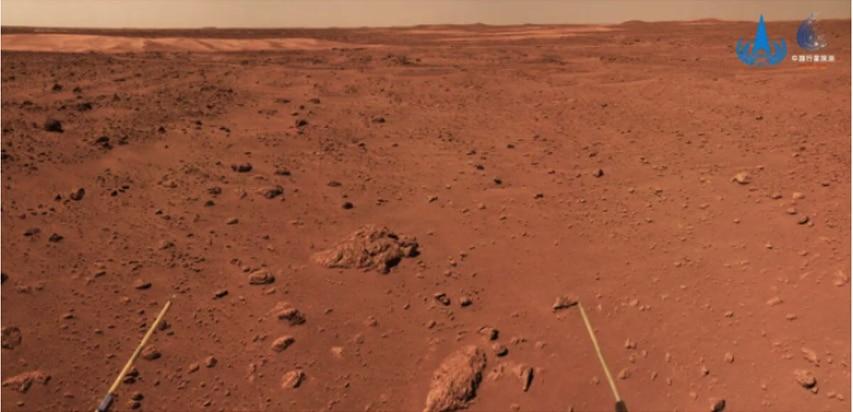 1630454044 552 100 jours de Zhurong sur Mars decouvrez de nouvelles
