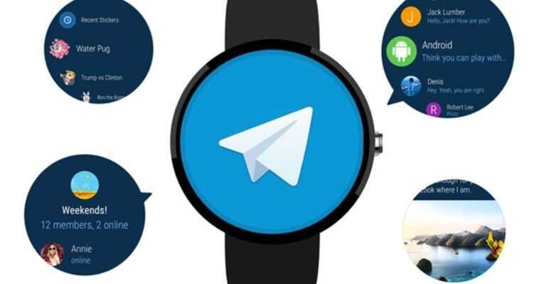 Telegram Dit Au Revoir à Wear Os