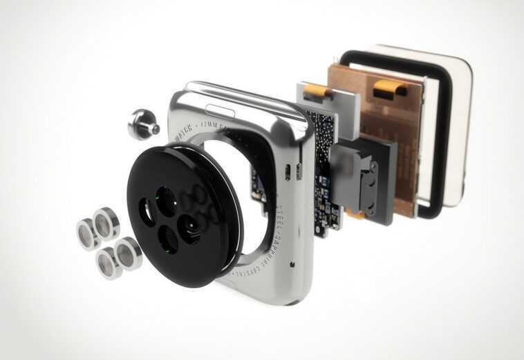 Apple A Résolu Les Problèmes De Fabrication De La Watch