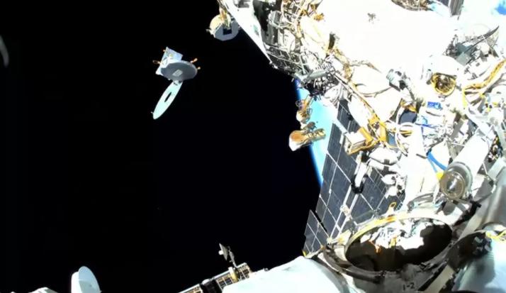 1631298607 555 Station spatiale internationale decouvrez la 50e sortie dans lespace