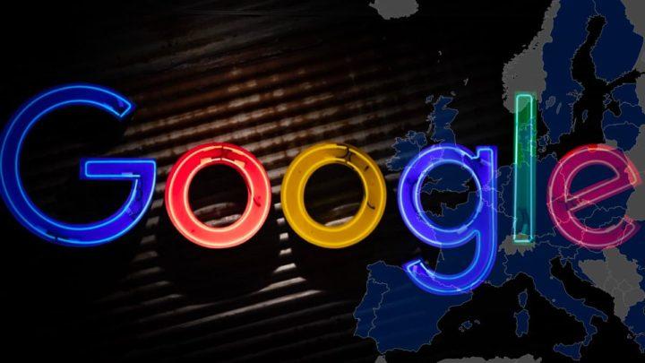 illustration Google Europe