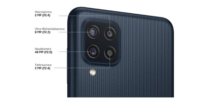 Caméras arrière Samsung Galaxy M22