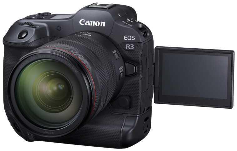 L'eos R3 à 6 000 $ De Canon Peut Faire