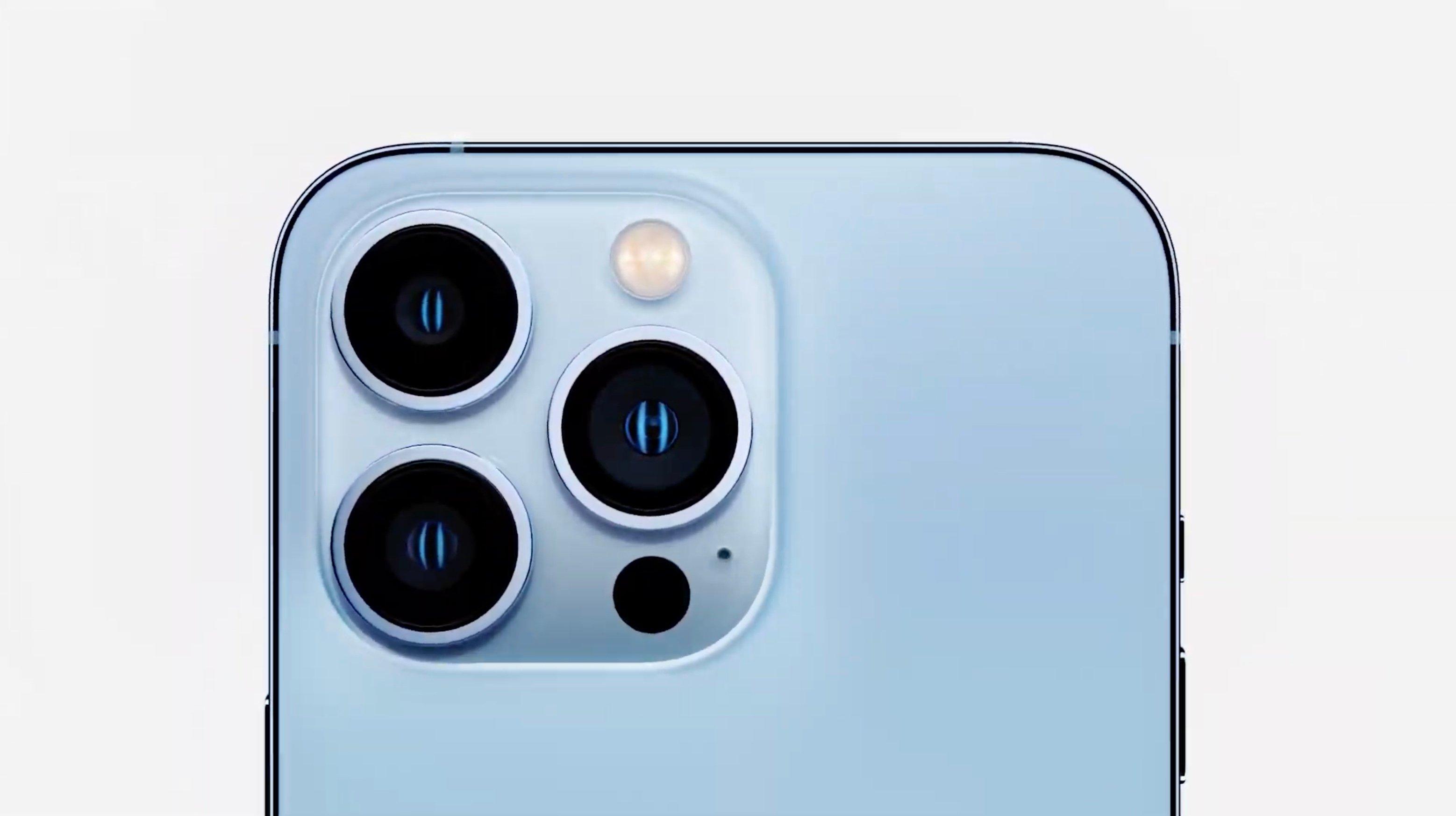 iPhone 13 Pro bleu