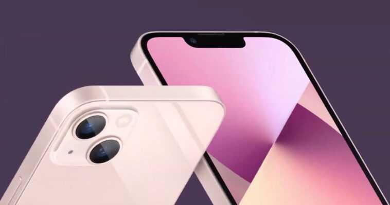 Nouveaux Iphone 13, Iphone 13 Pro Et Iphone 13 Mini