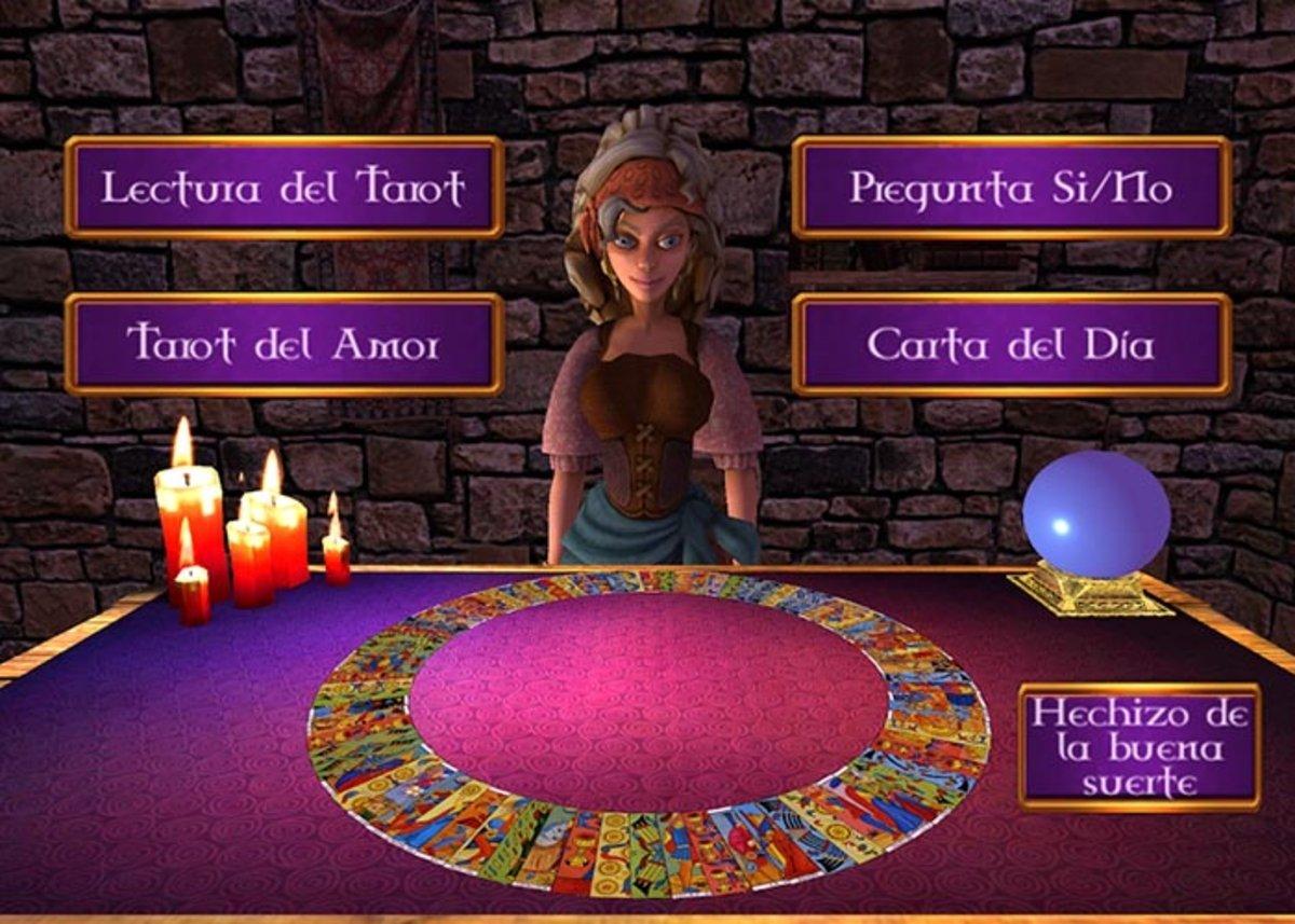 Tarot en espagnol