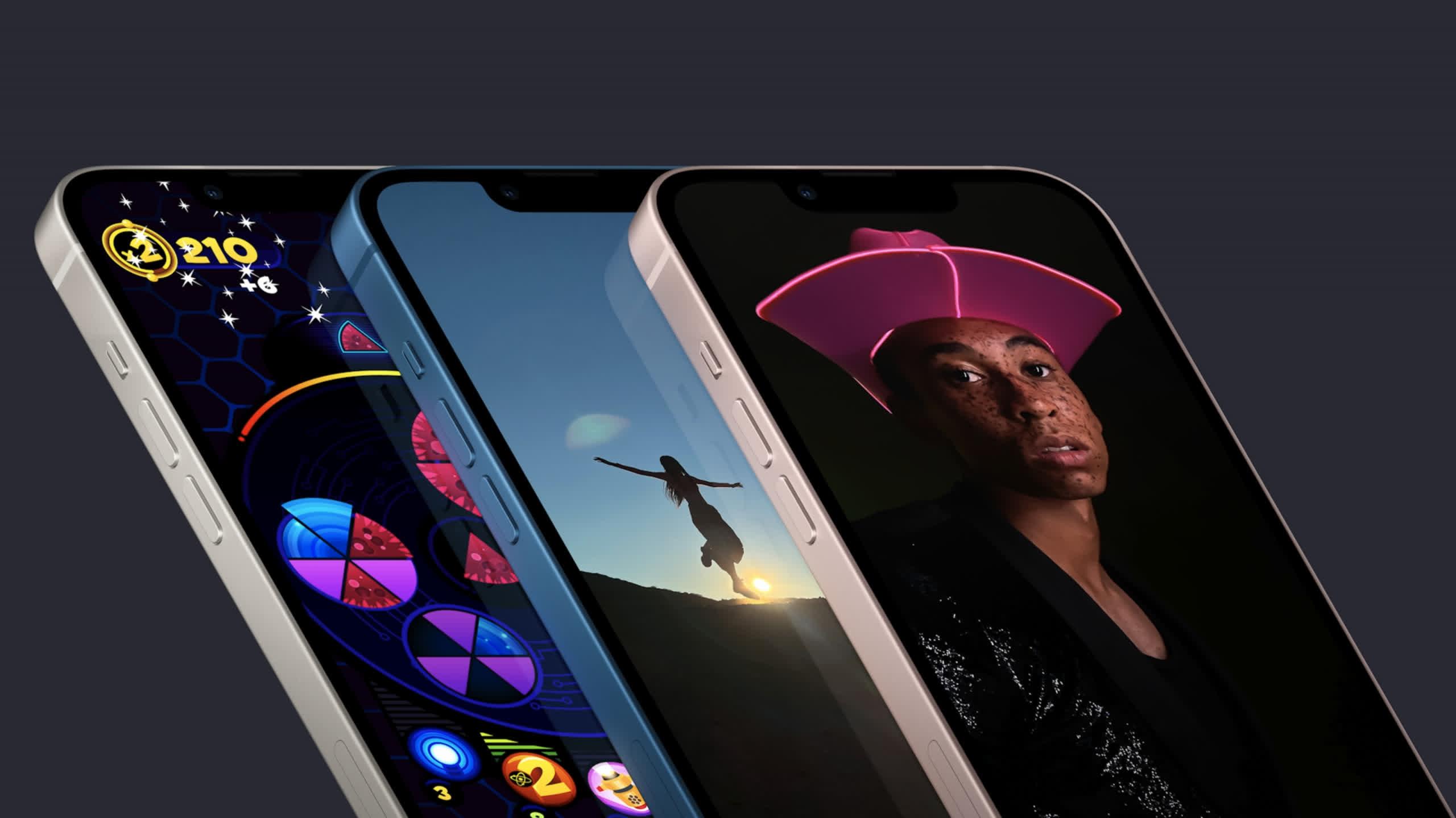 1631654649 228 Apple presente liPhone 13 et liPhone 13 mini avec le