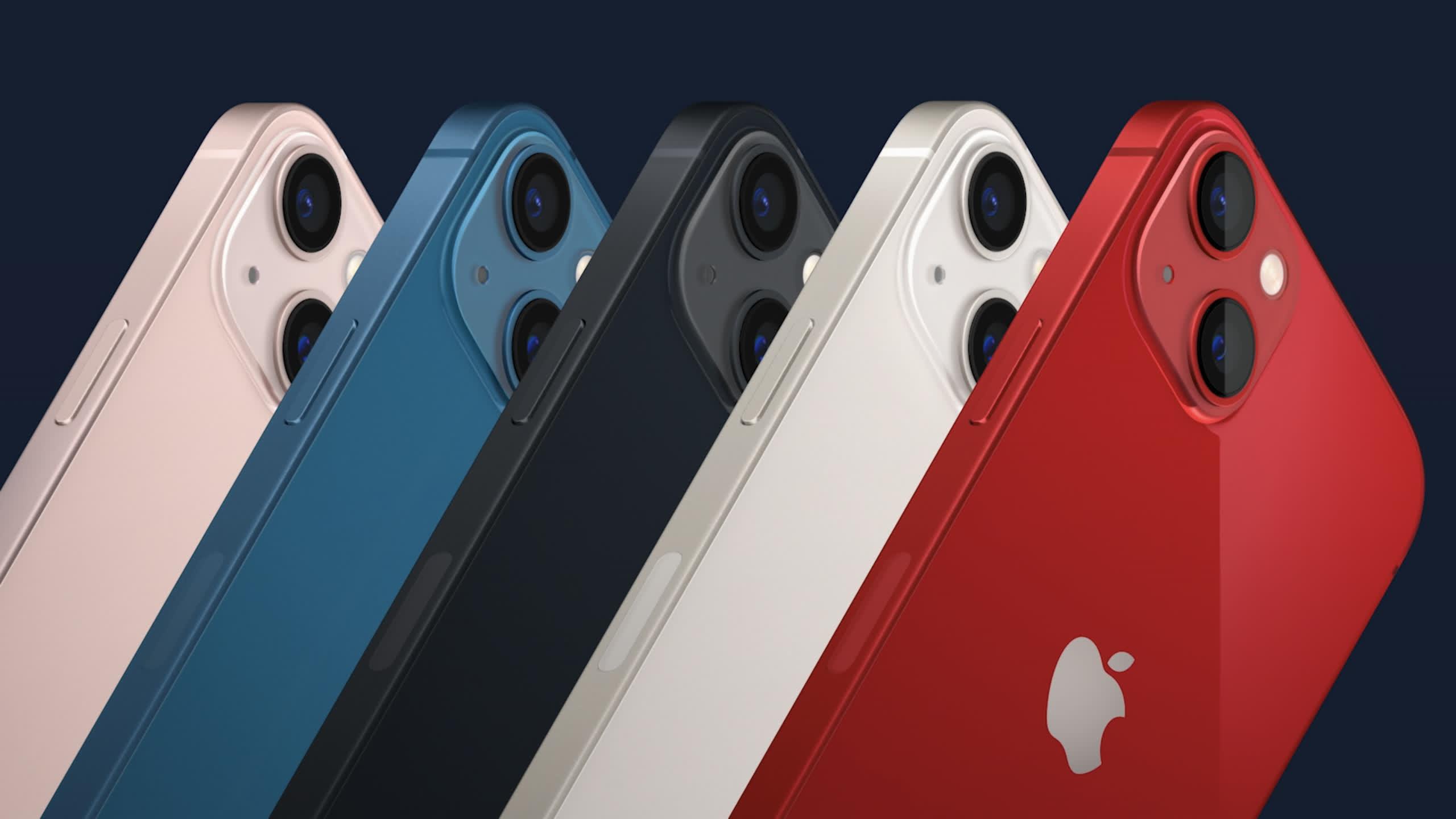 1631654650 801 Apple presente liPhone 13 et liPhone 13 mini avec le