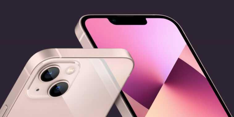 Apple Présente L'iphone 13 Et L'iphone 13 Mini Avec Le