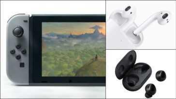 Nintendo Switch : Comment Connecter Vos Airpods Ou Autres écouteurs