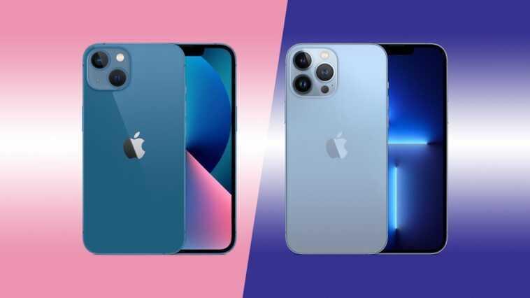 Ce Qui Change Entre L'iphone 13 Et L'iphone 13 Pro