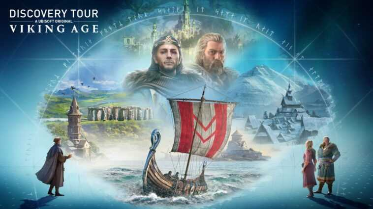 Assassin's Creed Valhalla Dates Discovery Tour : Mode Viking Age,