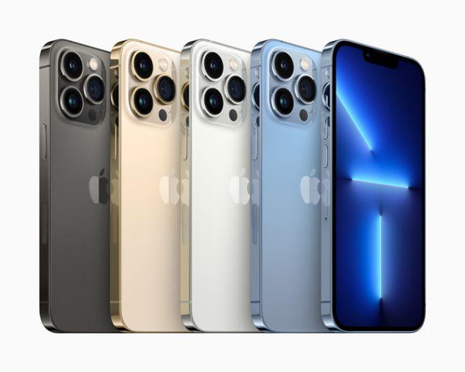 Série iPhone 13 Pro