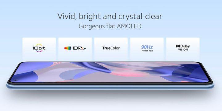 1631719985 883 Xiaomi 11 Lite 5G NE – un design ultra leger sans