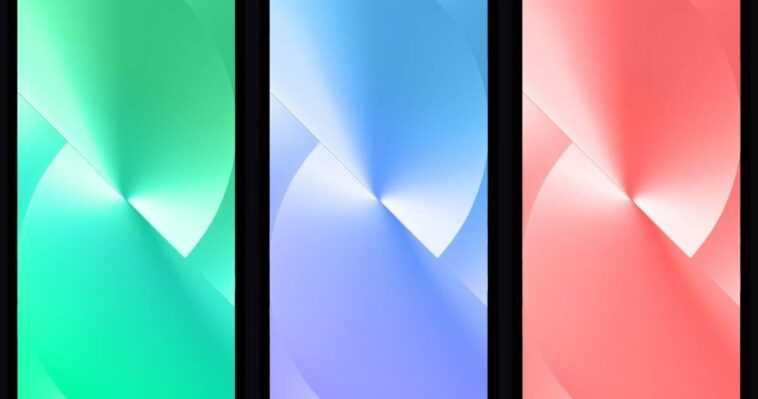 Téléchargez Ici Les Fonds D'écran Iphone 13 Et Iphone 13