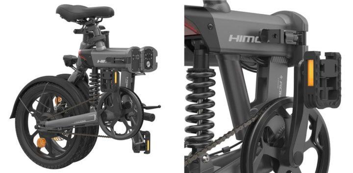 1631804945 492 HIMO Z16 E bike – velo electrique pliable avec une autonomie