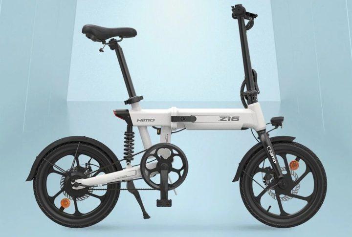 1631804945 997 HIMO Z16 E bike – velo electrique pliable avec une autonomie