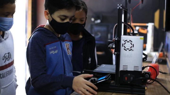 1631818087 83 Creality soutient officiellement le projet Space Robotics