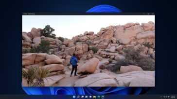 On Peut Maintenant Tester La Nouvelle Application Windows 11 Photos